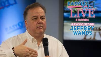 EASY Live Starring Psychic Medium Jeffrey Wands Part 1