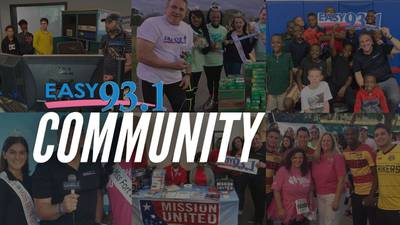 Easy 93.1 In The Community