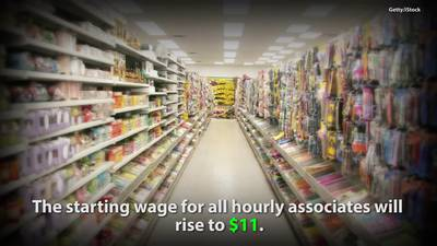 Walmart Announces They Will Raise Wages