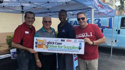 Drive For Supplies with Jeff Martin