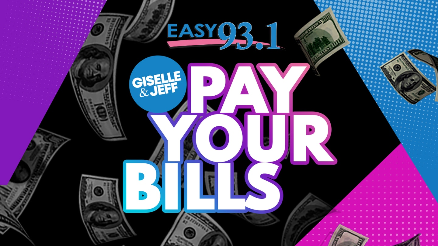 GISELLE AND JEFF PAY YOUR BILLS!