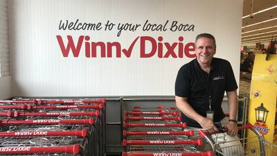 Winn Dixie With Jeff Martin
