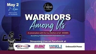 Warriors Among Us Facebook Live