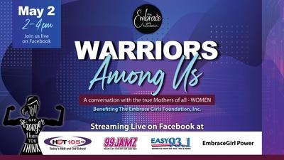 "Warriors Among Us"" forum Part 1"