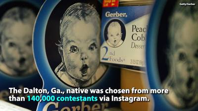 2018 Gerber Baby is The First with Down Syndrome